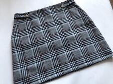 Women's TU check skirt size 14 Worn Once
