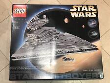 Lego Star Wars UCS 10030 Imperial Star Destroyer - SUPER RARE, MASSIVE SET!