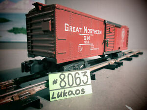 AMERICAN FLYER 913  GREAT NORTHERN GN BOX CAR C-6.