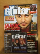 Total Guitar magazine & CD Volume 83, May 2001