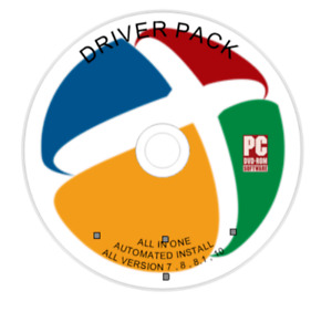 PC LAPTOP NOTEBOOKS CD Driver Pack EASY Install & Update Drivers For all Windows