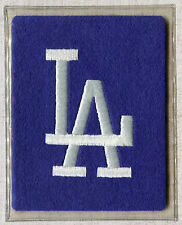 1988 LOS ANGELES DODGERS OFFICIAL MLB BASEBALL THROWBACK TEAM PATCH WILLABEE