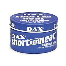DAX Wax Blue Short And Neat Light Hair Dress 99g