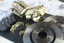 GOLF 1 G60 BREMSANLAGE + ADAPTER SCIROCCO JETTA POLO 86C CABRIO 16V VW KIT 2