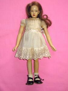 """Vintage Dewees Cochran """"Cindy"""" 14"""" Composition Doll"""