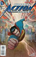 Action Comics #37 The New 52 DC Comic 1st Print 2018 unread NM Superman Doomed