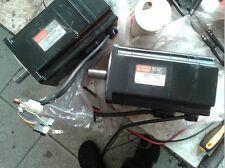 1pc Sanyo servo motor P50B08100DXS4Y Tested