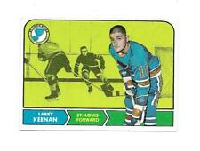 1968-69 Topps:#115 Larry Keenan,Blues