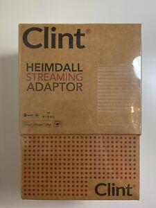 Clint Heimdall Wi-Fi Streaming Adaptor, Charcoal Grey