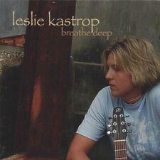 LESLIE KASTROP - BREATHE DEEP NEW CD