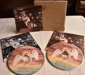 LED ZEPPELIN In through the Out Door 2-CD-SET Neuwertig DELUXE Edition KULT Rock