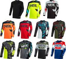 Oneal 2018 Element RW Motocross Mtb Jersey bleu//jaune #0008-50 /_