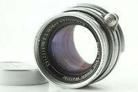 [EXC++++] Leica Leitz Summicron 5cm 50mm F/2 Lens 1954 M Mount From JAPAN #101