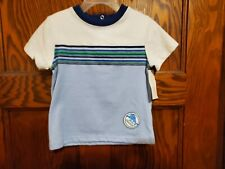 "New Infant Baby Boys 24 months Wonder Kids ""Going Fishing' Shirt"