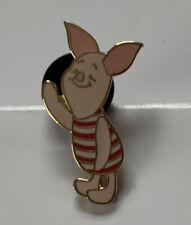 Disney Waving Piglet pin Winnie the Pooh character trading lanyard