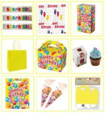 Sachets et pochettes cadeaux anniversaire-enfant sans marque