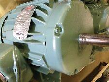 3 HP 182T Frame 3500 RPM 230/460 Volt AC Motor