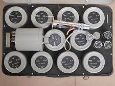 0.01mkH-100mH Decade inductance box inductor standard set P593 an-g GenRad,IET
