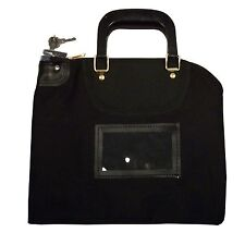 Night Deposit Bag Keyed Lock Security Bag