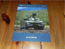 SOUCY CV90 Tank Militärfahrzeuge Military RAR brochure prospekt catalogue