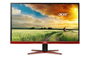 "Acer Xg270hu 27"" Led Lcd Monitor - 16:9 - 1 Ms - 2560 X 1440 - 16.7 Million"