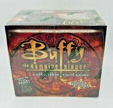 Buffy The Vampire Slayer Class of 99 CCG TCG Unopened Starter Deck Box
