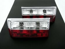 For VW Golf 1 Cabrio Rear Lights Tail Lamp Red + Clear GTI TD PIRELLI 16v 74-93 -