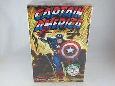 Polar Lights Captain America plastic model kit