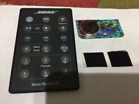 New Replace Remote Control BOSE WAVE AWRC-1G AWRC-1P CD-3000 w/ Battery