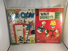Fox and the Crow #65 & Walt Disney's Comics and Stories #302 Lot 29F
