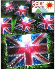 The Solar UK Flag Brighten Up Your Garden And Window Displays  Great Solar Item