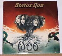 Status Quo - Quo - Original 1974 LP Record Album - Excellent Vinyl