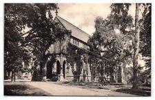 Kirkpatrick Chapel, Rutgers University, New Brunswick, NJ Postcard