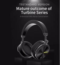 Bluedio T5 Active Noise Cancelling Wireless Bluetooth Headphones for phones