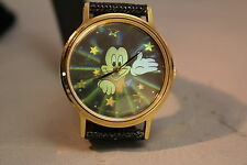 Magic Mickey Mouse Watch New battery has been install Quartz .