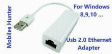USB 2.0 100Mbps to Fast Ethernet 10/100 RJ45 Network LAN Adapter Card Dongle