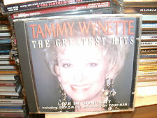 TAMMY WYNETTE,THE GREATEST HITS