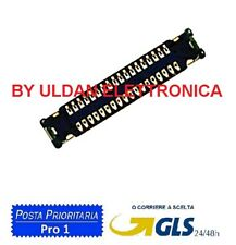 CONNETTORE SCHEDA MADRE RICARICA 18 PIN per APPLE IPHONE 6 6G BOARD CHARGER