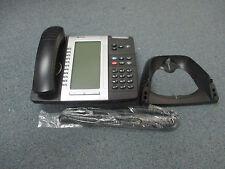 Mitel 50005804 5330 VOIP Dual Mode Backlit LCD Display VOIP IP POE Telephone BLK