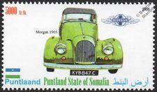 1965 MORGAN Plus Four Sports Car Automobile Stamp