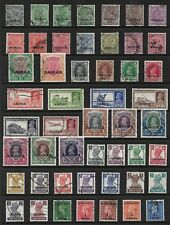 BAHRAIN 1933-1957 KGV TO QEII FINE USED COLLECTION HIGH C.V £930/-