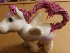 """1992-Cabbage Patch Kids Magic Meadow -SUGAR? 6""""h x 6""""L Crimp N Curl Pony Vintage"""