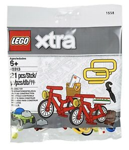 Lego xtra 40313