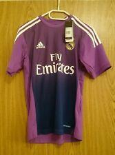Original Real Madrid Torwarttrikot Gr 164 Adán