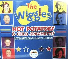 Hot Potatoes! The Wiggles NEW! CD 30 songs ,sing a long,kids music,pre school