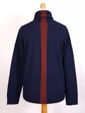 Paul Smith Mainline 100% CASHMERE Gents Roll Maglione Collo Pullover/(XXL) RRP £ 360