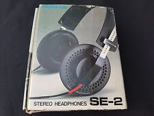 Vintage Pioneer SE-2 Auriculares Estéreo