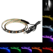 SUPERNIGHT® 0.9M 27LEDs RGB USB Connector 5050 IP65 LED Strip Light with Remote