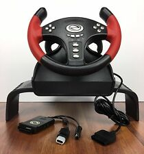 Universal Mini GT Racing Wheel For Gamecube Xbox PS2 Playstaion Nintendo