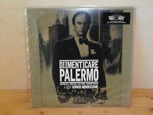 LP ENNIO MORRICONE Dimenticare Palermo OST (Monte Stella 1990/2019) grey SEALED!